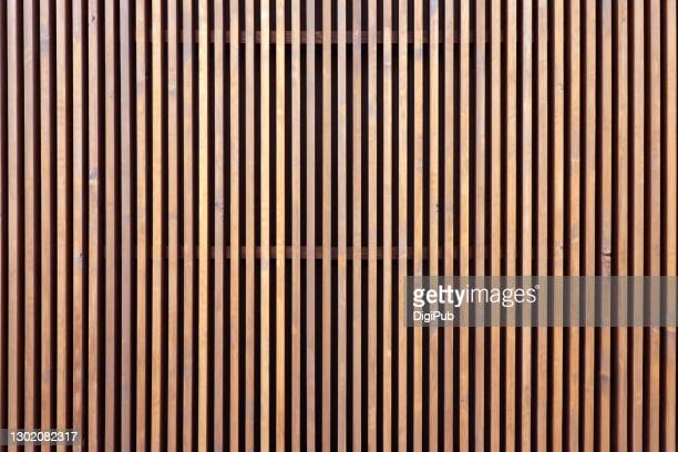 wood exterior wall - architectural feature stock pictures, royalty-free photos & images