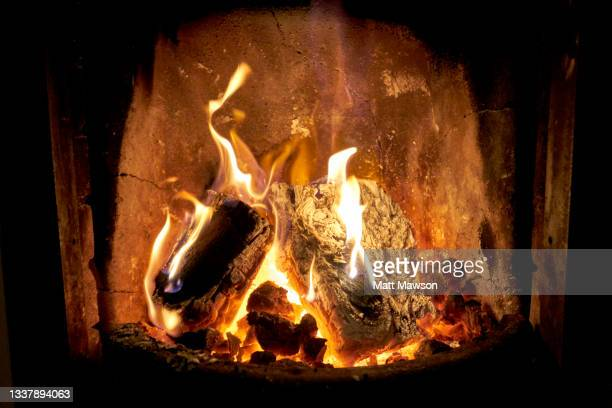 wood fire - warming up stock pictures, royalty-free photos & images