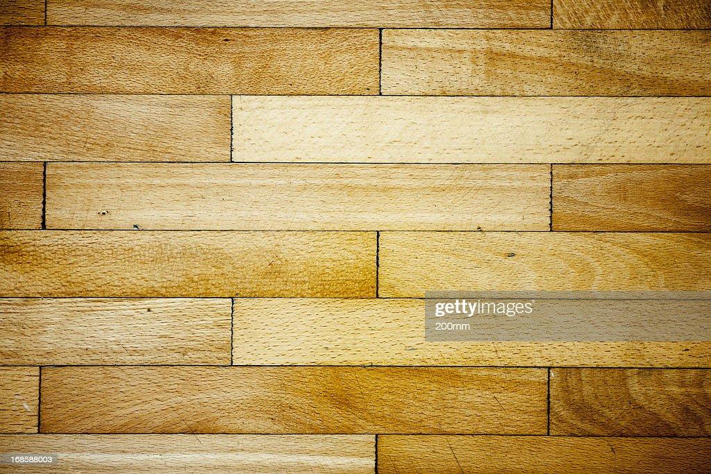 Wood Floor Pattern : Stock Photo