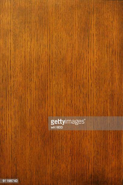 wood grain background - oak wood material stock photos and pictures