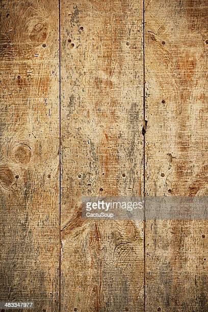 En bois