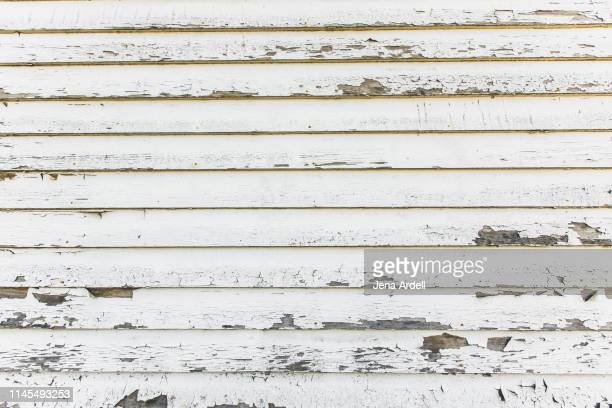 wood siding, weathered wood wall, weathered wood background, weathered wood texture, plank timber, wood background, wooden background, weathered wood white - whitewashed stock pictures, royalty-free photos & images