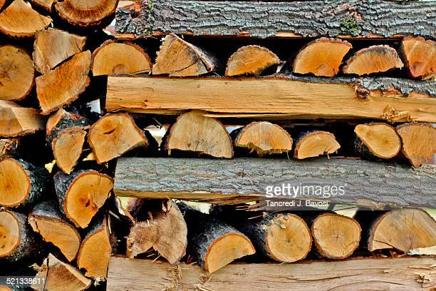 wood stack - bavosi stock pictures, royalty-free photos & images