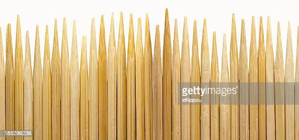 Bâtons en bois motif sans couture.