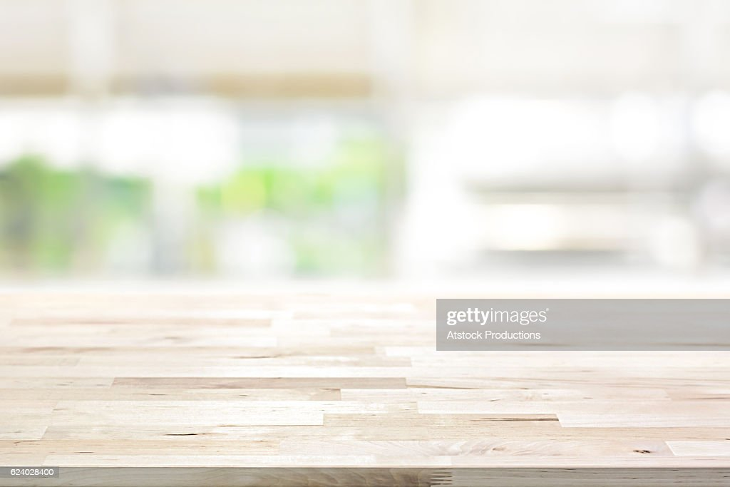 table background. Modren Background Space For Your Text Wood Table Top On Blur Kitchen Window Background  To Table Background A