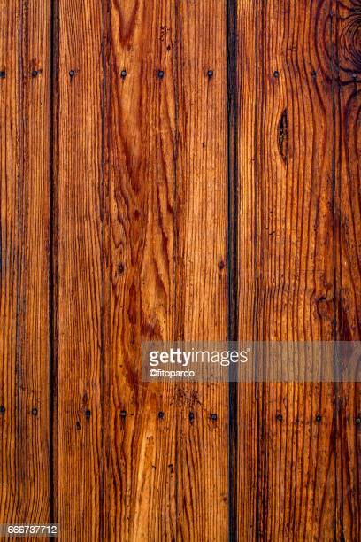 Wood texture full frame