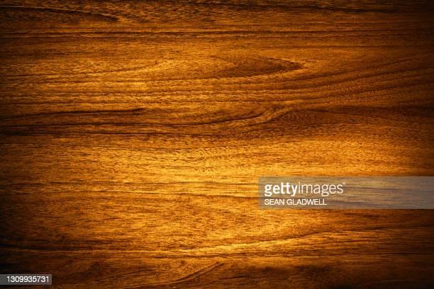 wood texture pattern - チーク ストックフォトと画像