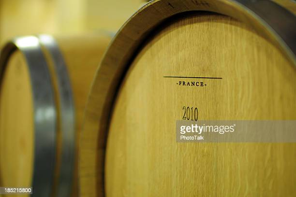 Wood Wine Barrel - XLarge