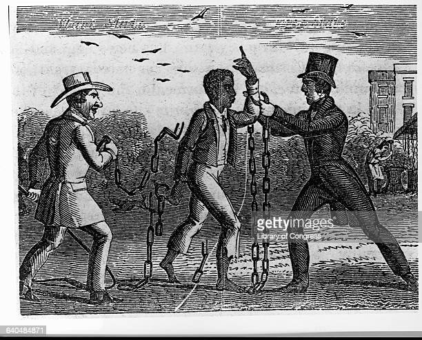 A woodblock print from Slavery in South Carolina and the ExSlaves or the Port Royal Mission by Mrs Austa M French