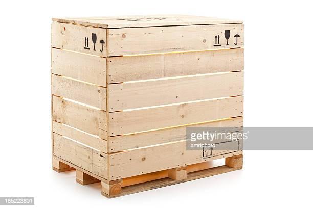 Holzschachtel