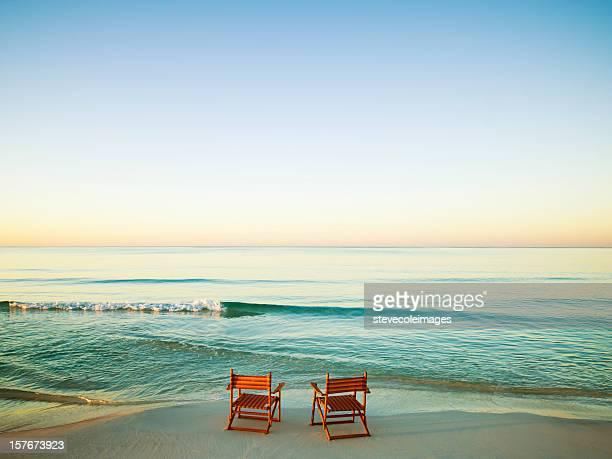 Cadeiras de Praia de Madeira