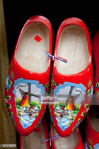 WOoden Clogs for Sale in Amsterdam