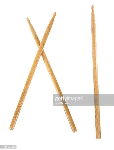 Drumsticks in legno