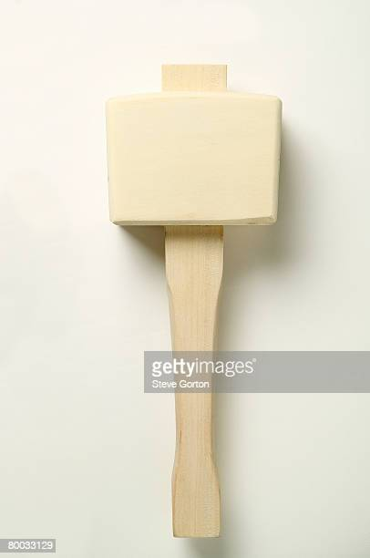wooden mallet - mallet hand tool stock pictures, royalty-free photos & images