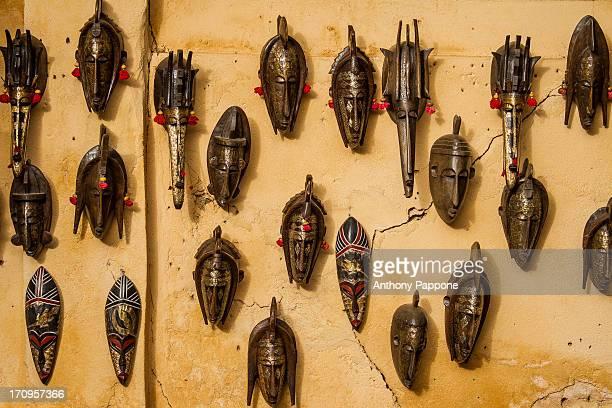 wooden masks malian culture