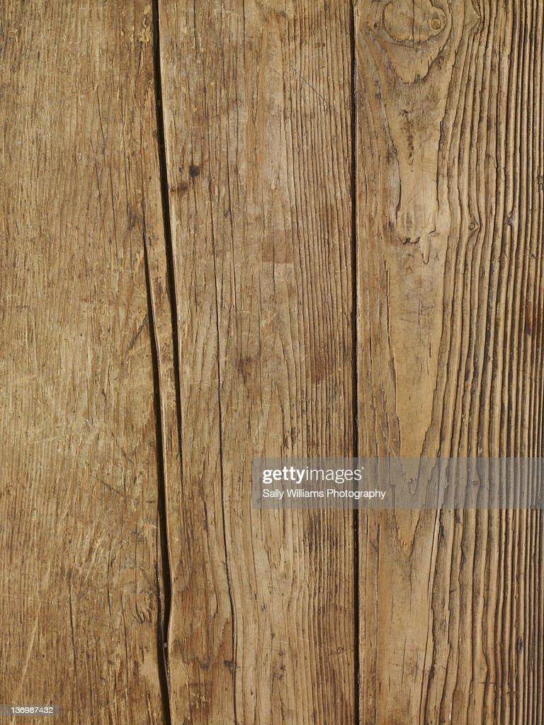 Wooden oak table top : Foto de stock