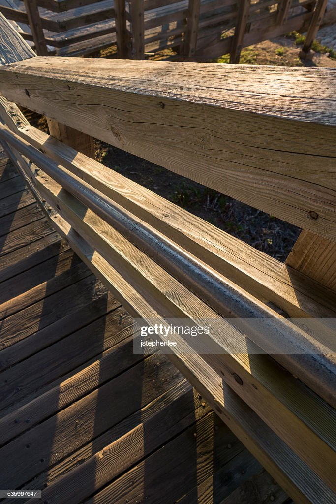 Wooden Staircase : Stock Photo
