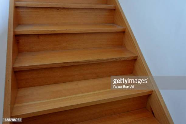 Wooden Stairs Pattern