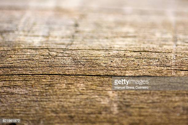 wooden texture - oak wood material stock photos and pictures