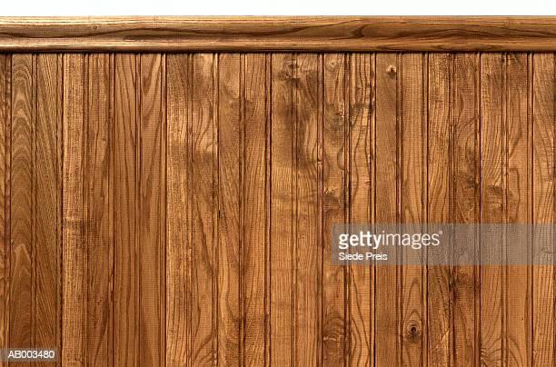 Wooden Wainscot