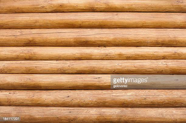 wooden wall - log stock pictures, royalty-free photos & images