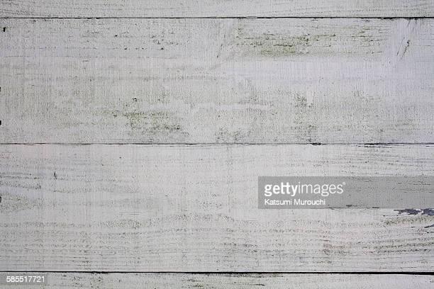 Wooden white board texture background