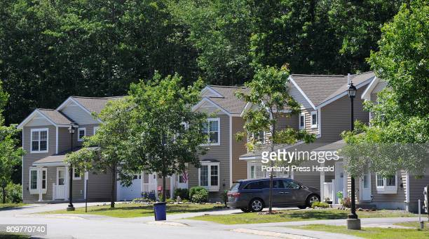 Woodland Village on Lupine Circle at Brunswick Landing Wednesday July 5 2017