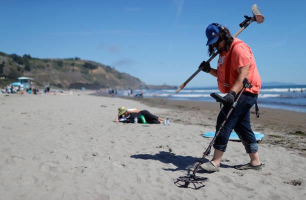 CA: Americans Pick Up Metal Detectors As Newest Fad Increases Sales Across Nation