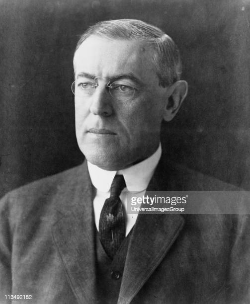 Woodrow Wilson 28th President of the United States of America 19131921 throughout the First World War Suffered a severe stroke in October 1919...