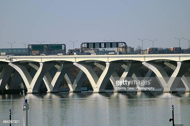Woodrow Wilson Bridge.