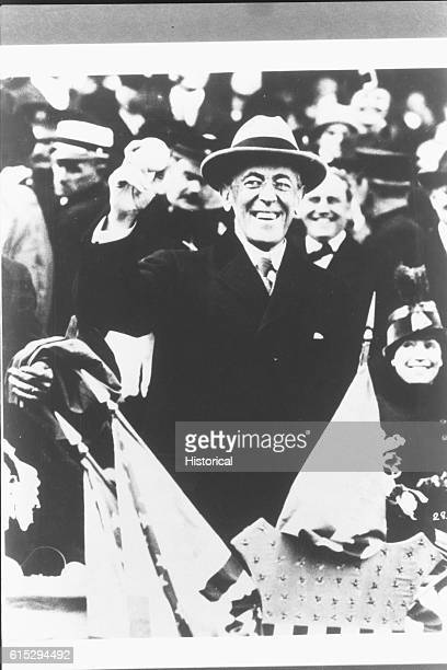 Woodrow Wilson, the 28th President of the United States, served two four-year terms from 1913-1921. Among his accomplishments was the establishment...