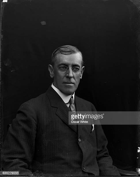 Woodrow Wilson twentyeighth President of the United States was awarded the Nobel Peace Prize for his Fourteen Points peace treaty ending World War I...