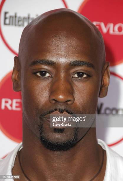 DB Woodside during Entertainment Weekly Magazine 4th Annual PreEmmy Party Arrivals at Republic in Los Angeles California United States