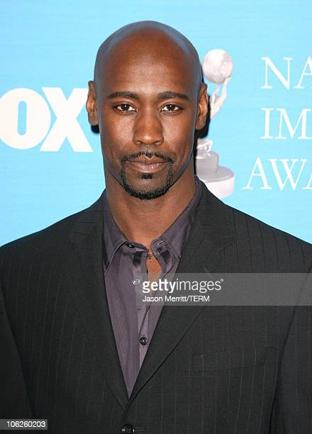 DB Woodside during The '38th Annual NAACP Image Awards' Nominations at The Peninsula Hotel in Beverly Hills California United States