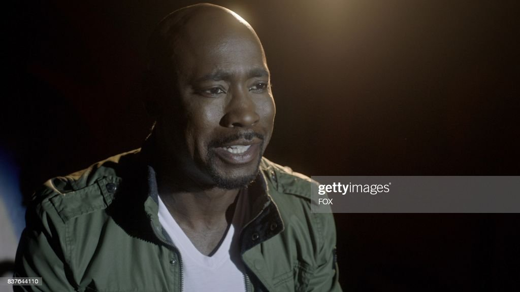 DB Woodside in the The Good, the Bad and the Crispy season finale episode of LUCIFER airing Monday, May 29 (9:01-10:00 PM ET/PT) on FOX.
