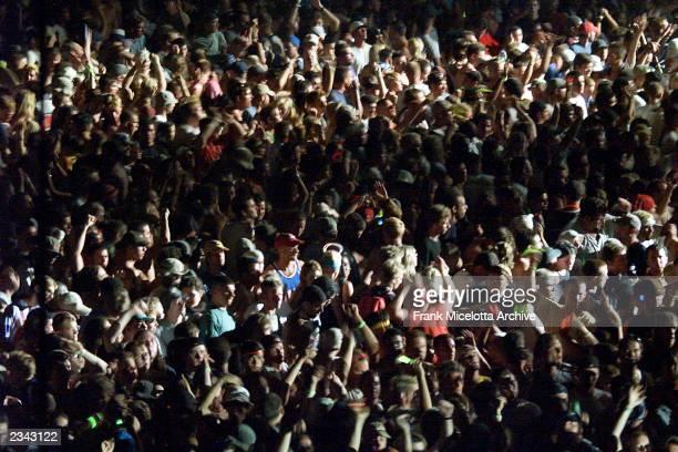 Woodstock 1999 July 25 photo by Frank Micelotta/ImageDirect