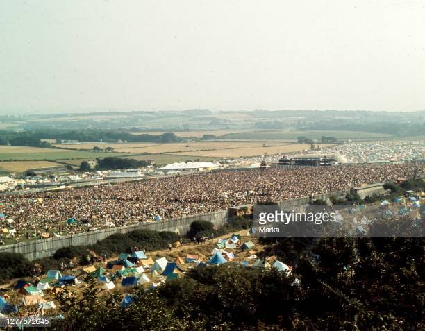 Woodstock. Bethel Rock Festival. Bethel. New York. August 1969.