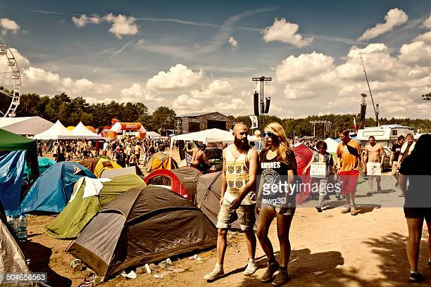 Woodstock-Festival 2014, Polen