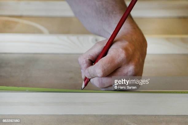 Woodworking lefthanded