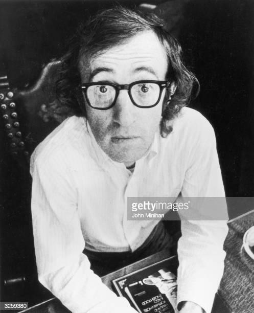 Woody Allen American film director