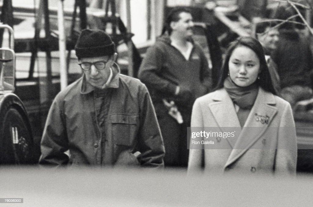Woody Allen Young Soon Yi