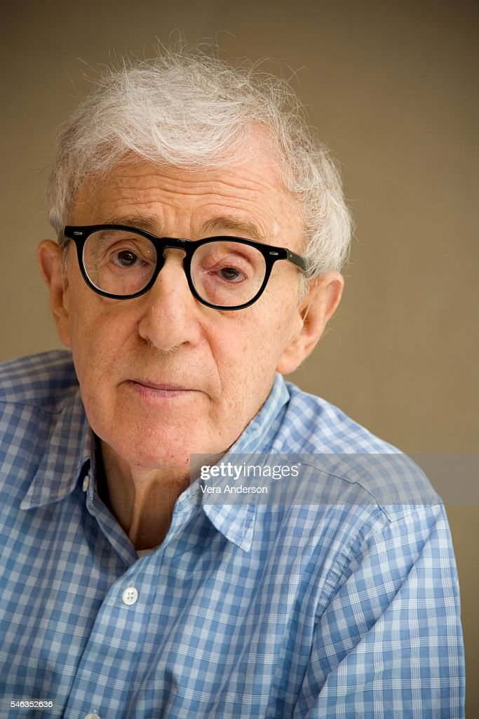 """Cafe Society"" Press Conference With Woody Allen"