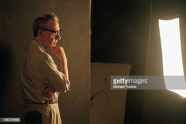 Woody Allen at Venice Film Festival 2003.