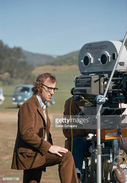 Woody Allen directing Everything You Wanted to Know About Sex But Were Afraid to Ask
