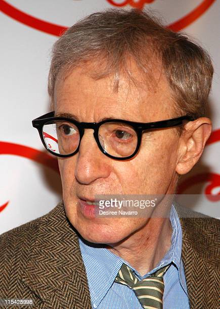 Woody Allen during Le Cirque Opening Party at One Beacon Court at One Beacon Court in New York City New York United States