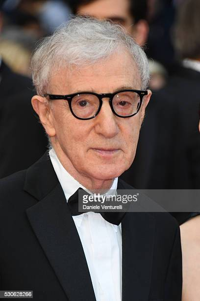 Woody Allenattends the 'Cafe Society' premiere and the Opening Night Gala during the 69th annual Cannes Film Festival at the Palais des Festivals on...