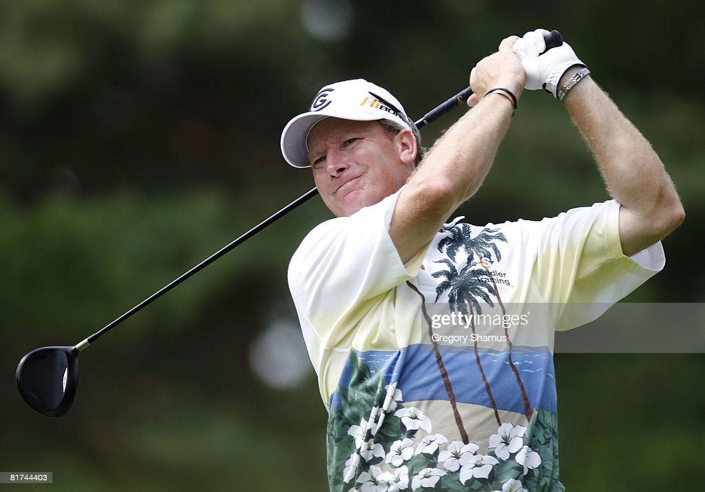 Buick Open - Round Two : News Photo