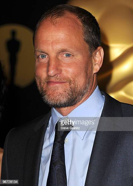 Woody Harrelson attends the 82nd Academy Awards Nominee Luncheon at The Beverly Hilton hotel on February 15 2010 in Beverly Hills California