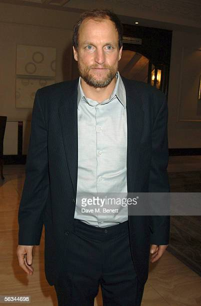 Woody Harrelson attends the after show party following the press night for 'The Night Of The Iguana' at Le Meridien Piccadilly on December 5 2005 in...