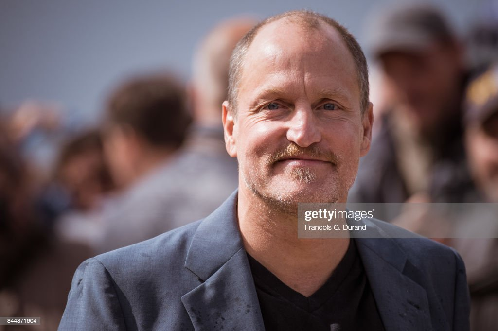 Woody Harrelson : Photocall - 43rd Deauville American Film Festival